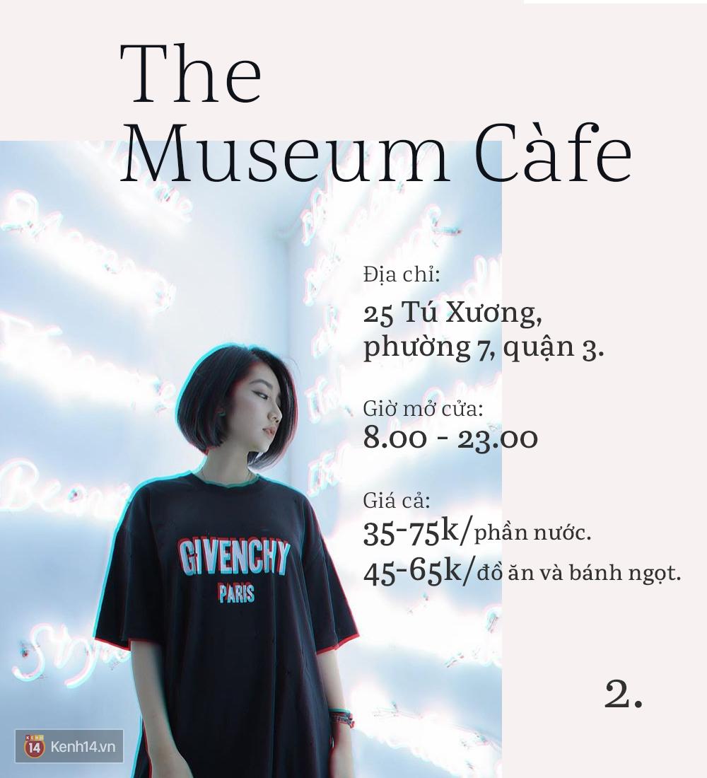 Lại phải update 3 quán cafe mới cực xinh mà giới trẻ Sài Gòn đang thi nhau chụp ảnh check-in - Ảnh 7.