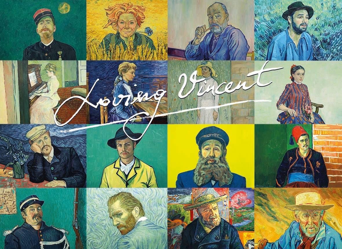 Loving Vincent - Một lần hiếm hoi, người ta thấy những cành diên vĩ lay động - Ảnh 2.
