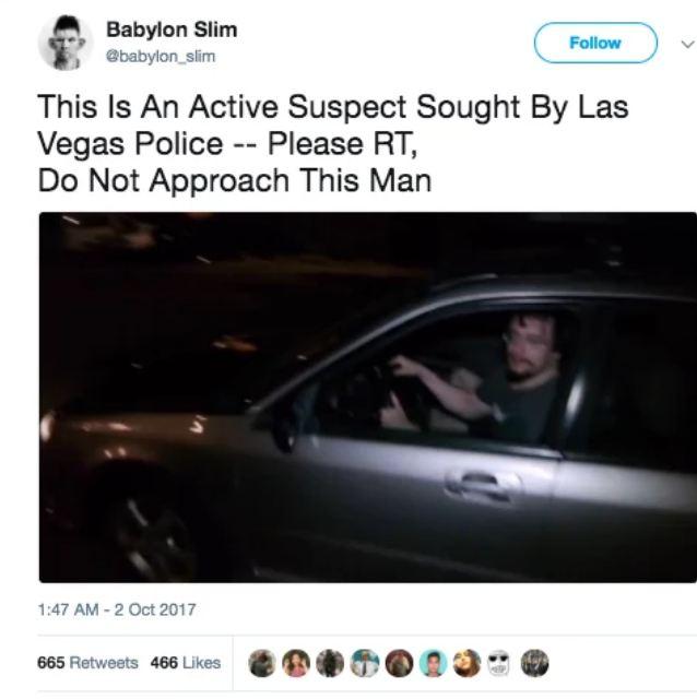 Hàng loạt tài khoản mạng xã hội mượn vụ xả súng Las Vegas để trục lợi, câu like làm nhiễu loạn thông tin - Ảnh 2.