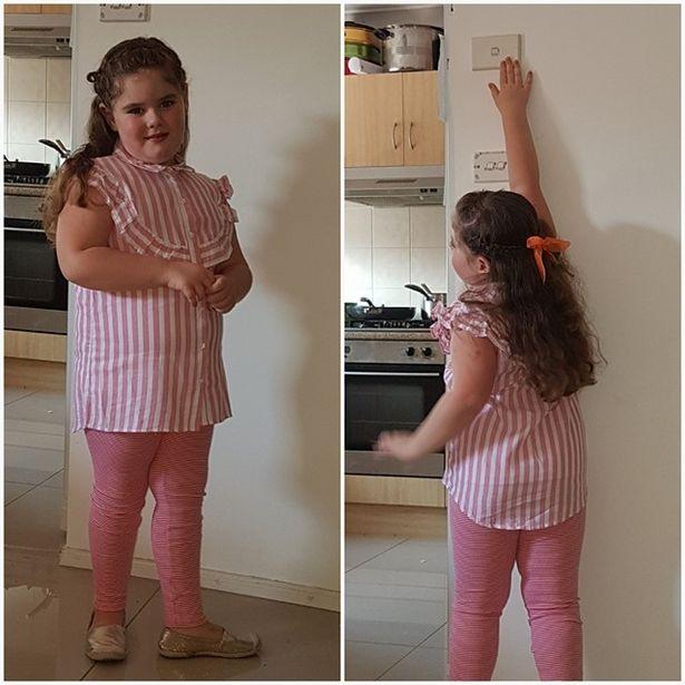 Bé gái xinh xắn mới 5 tuổi nhưng đã bước sang thời kỳ mãn kinh như các bà già - Ảnh 2.