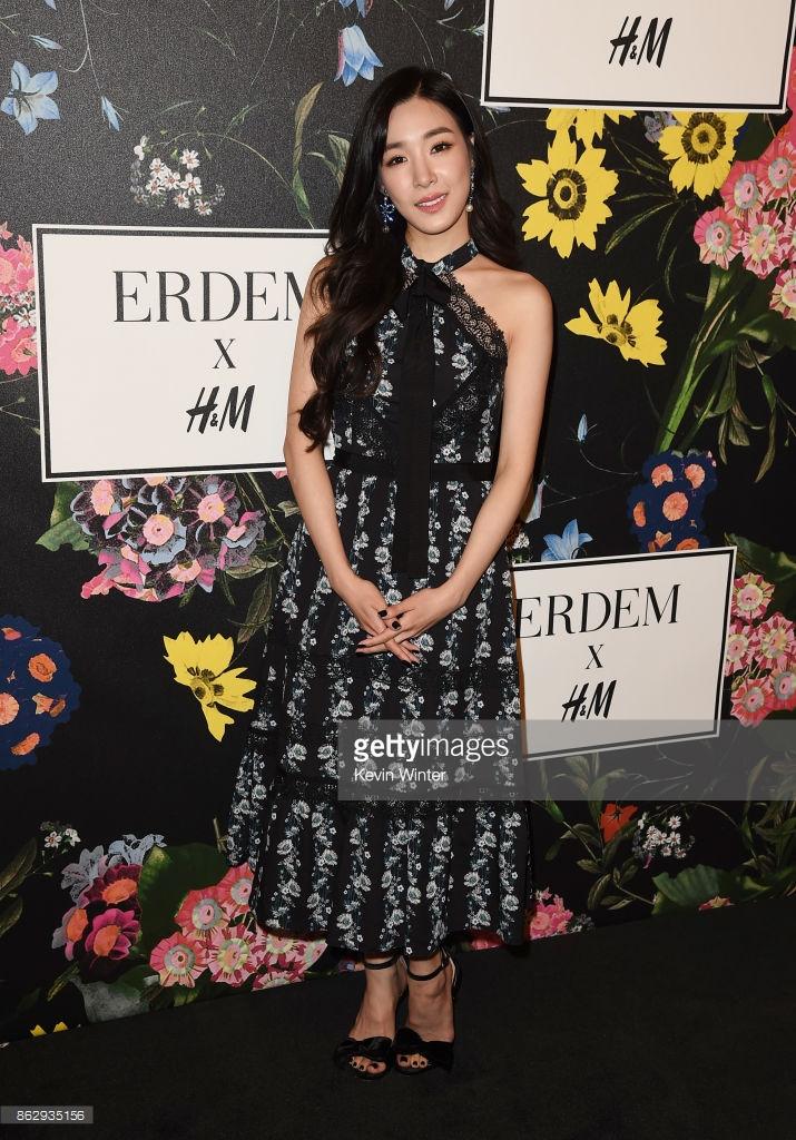 Chi Pu diện style lạ, trò chuyện vui vẻ với Tiffany trong sự kiện ra mắt BST H&M x ERDEM tại Mỹ - Ảnh 4.