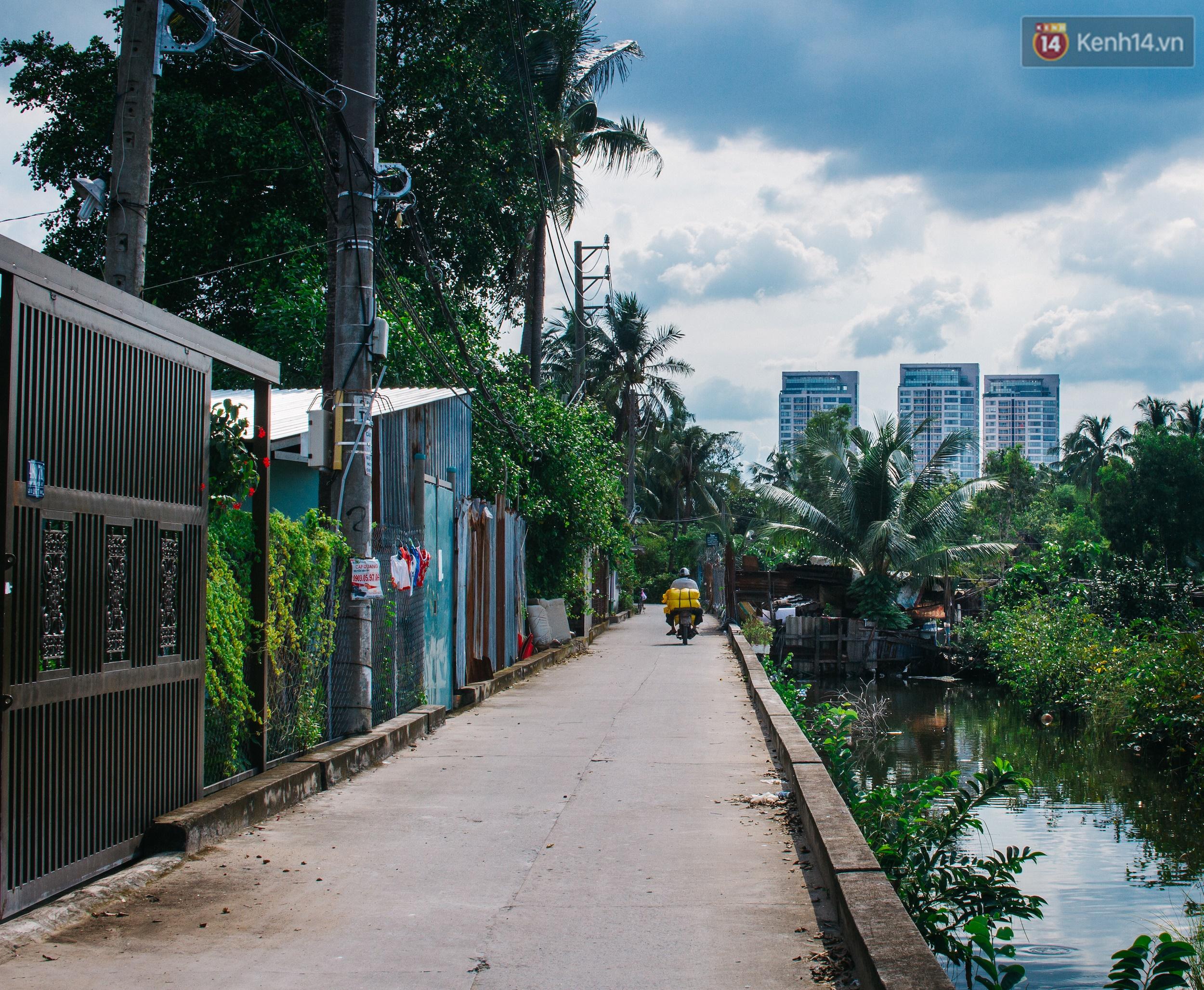 Chùm ảnh: Cuộc sống ở bán đảo Thanh Đa - Một miền nông thôn tách biệt dù chỉ cách trung tâm Sài Gòn vài km - Ảnh 11.
