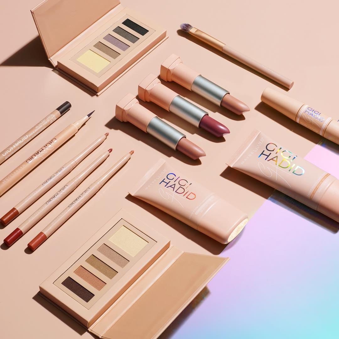 Gigi Hadid ra mắt BST mỹ phẩm hàng khủng đầy đủ từ son lì đến phấn mắt, mascara... - Ảnh 3.