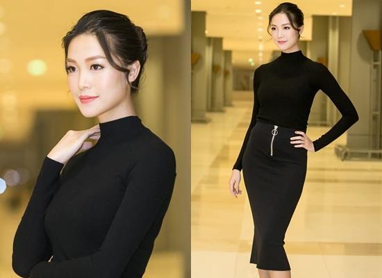 Sau 9 năm, Thùy Dung lần đầu được đề cử thi hoa hậu quốc tế - Ảnh 2.