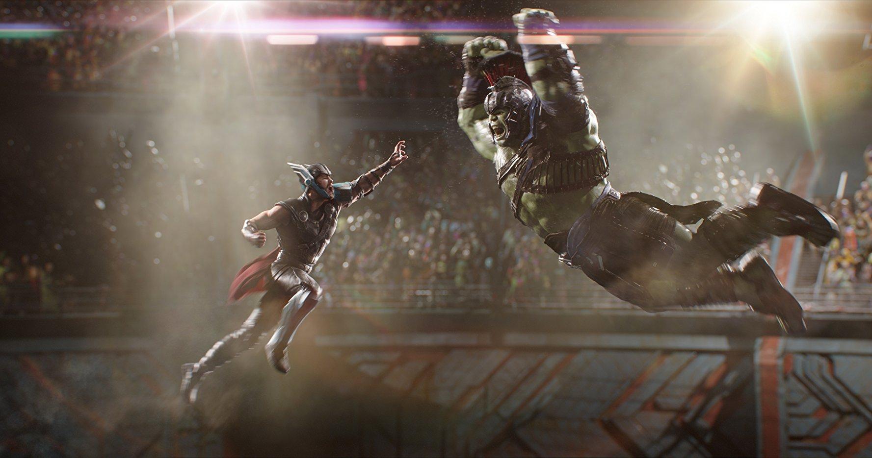 Thor: Ragnarok - Hài hước, hấp dẫn từng phút từng giây - Ảnh 2.