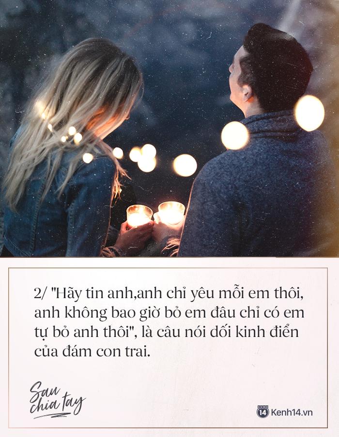 10 bài học đắt giá mà bạn sẽ thấm thía sau khi chia tay một cuộc tình - Ảnh 3.
