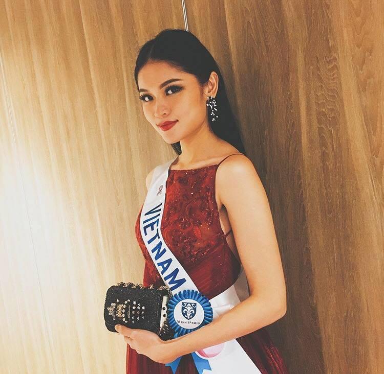 Sao Việt: Vừa đặt chân tới Miss International 2017, Thùy Dung đã nhanh chóng giành giải thưởng đầu tiên