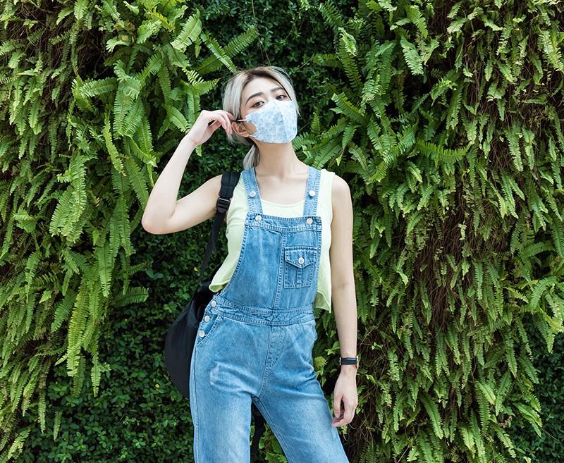 Giới trẻ châu Á đeo khẩu trang ngày một nhiều nhưng không phải để che bụi hay do bị cảm mà để trông... chất hơn - Ảnh 2.