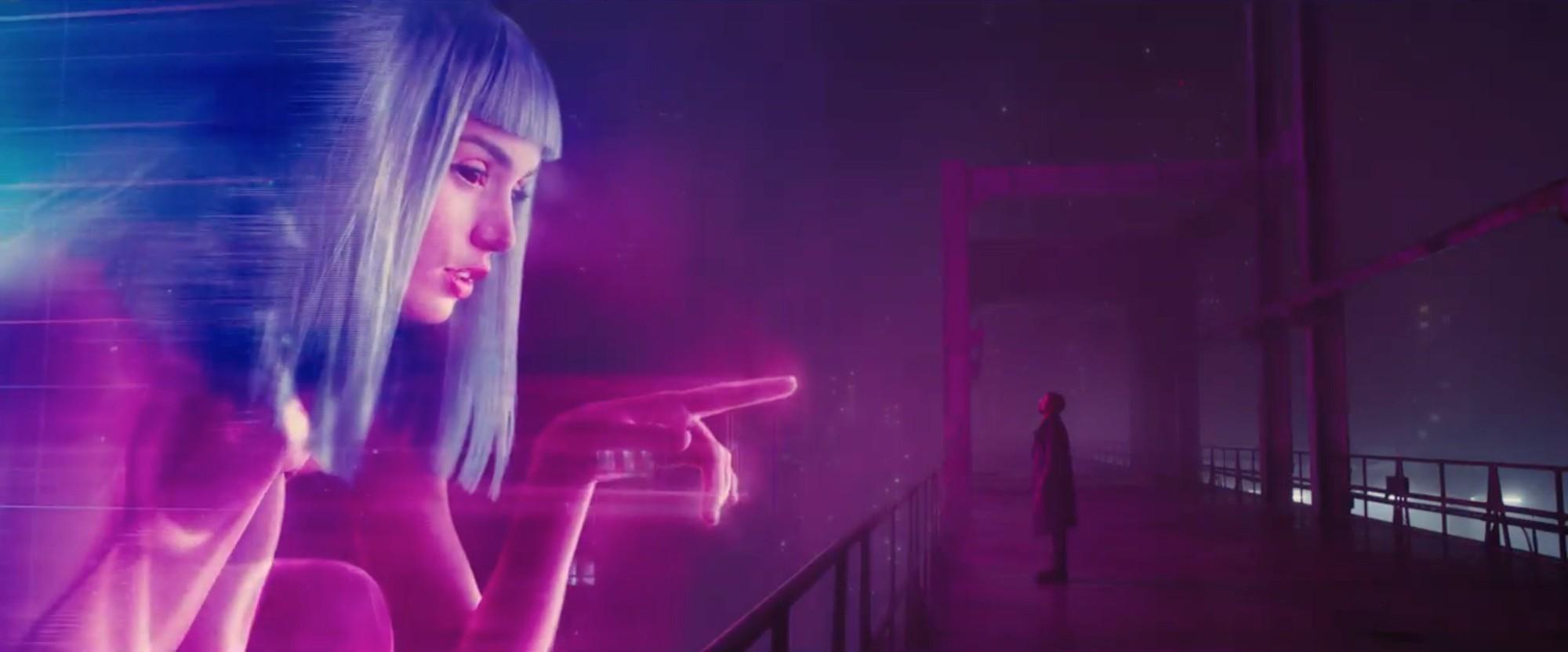 Blade Runner 2049 - Khi tình yêu của trí tuệ nhân tạo trở nên chân thật hơn bao giờ hết - Ảnh 2.