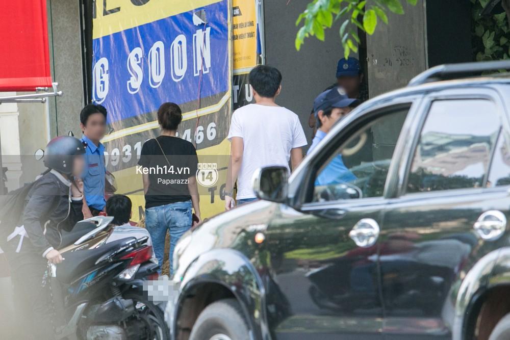 Midu tiếp tục bị bắt gặp tình tứ với bạn thân của Phan Thành trên phố - Ảnh 6.