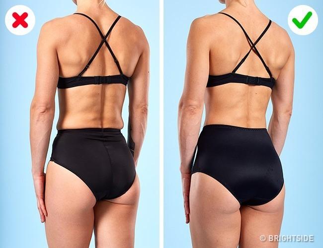 10 quy tắc mặc đồ lót chuẩn không cần chỉnh mà bất kỳ phụ nữ nào cũng nên biết - Ảnh 3.