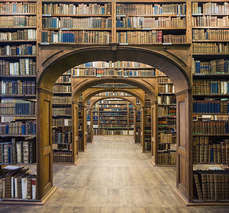 Ngắm những thư viện đẹp nhất thế gian qua ống kính nhiếp ảnh gia người Đức - Ảnh 3.