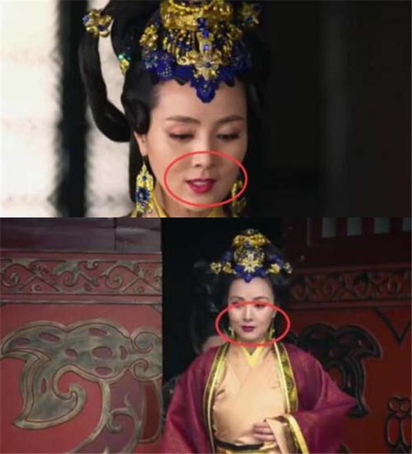1001 siêu phẩm hóa trang trong phim Hoa Ngữ khiến người xem cười ra nước mắt - Ảnh 2.