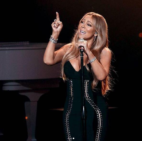 Giảm 11 kg nhờ phẫu thuật, Mariah Carey lấy lại vóc dáng không khác thời hoàng kim nhan sắc - Ảnh 6.