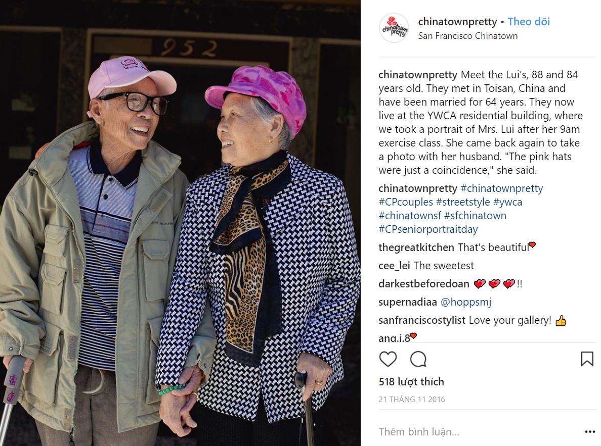 Không đăng hình giới trẻ, tài khoản Instagram này lại tôn vinh street style đi chợ của các cụ già và được hưởng ứng vô cùng - Ảnh 3.