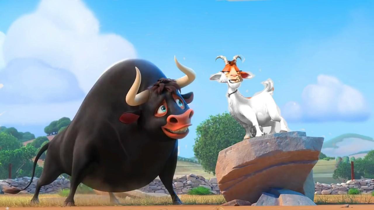 Ferdinand - Dễ thương như đô vật John Cena trong vai chú bò mộng - Ảnh 2.
