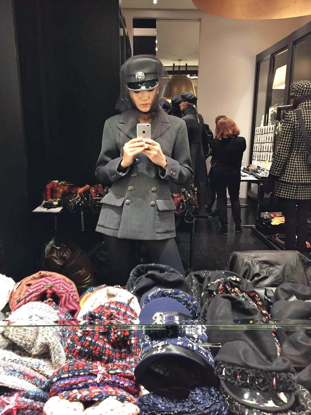 Diễn từ show Chanel đến làm mẫu cho Lancome, Thùy Trang ắt là người mẫu oách nhất năm nay! - Ảnh 3.