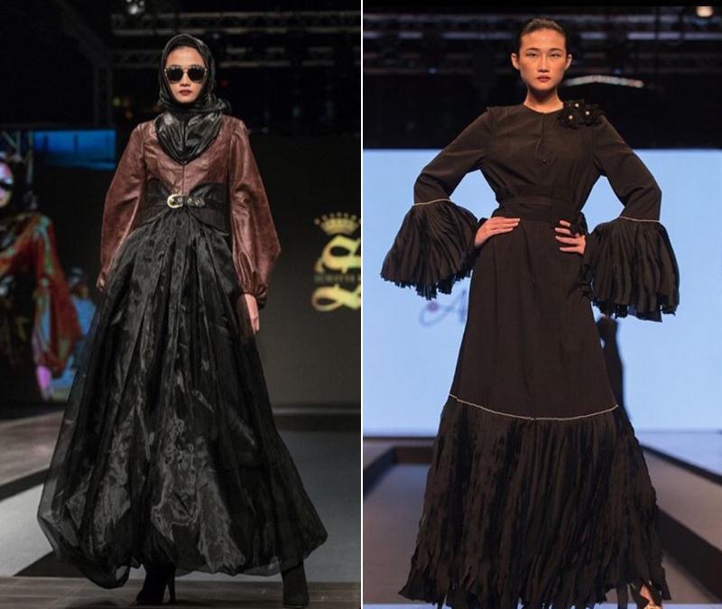 Tưởng theo chồng bỏ cuộc chơi, Kha Mỹ Vân vẫn âm thầm công phá Dubai Modest Fashion Week, nhận cát xê khủng - Ảnh 5.