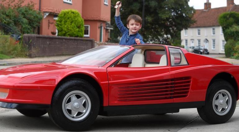 Siêu xe Ferrari đồ chơi trông như thế nào mà có giá tận 2,2 tỷ đồng - Ảnh 3.