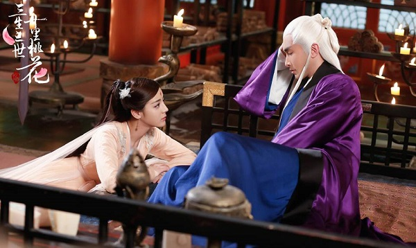 Hỏi đáp phim, video clip: Những vai diễn đẹp như tiên nữ của Địch Lệ Nhiệt Ba trên màn ảnh Hoa Ngữ 20-1487090310399