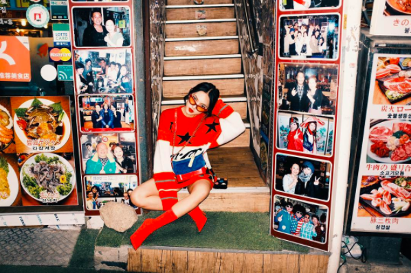 Loạt background chụp ảnh tưởng không đẹp mà đẹp không tưởng của hot girl Việt - Ảnh 27.