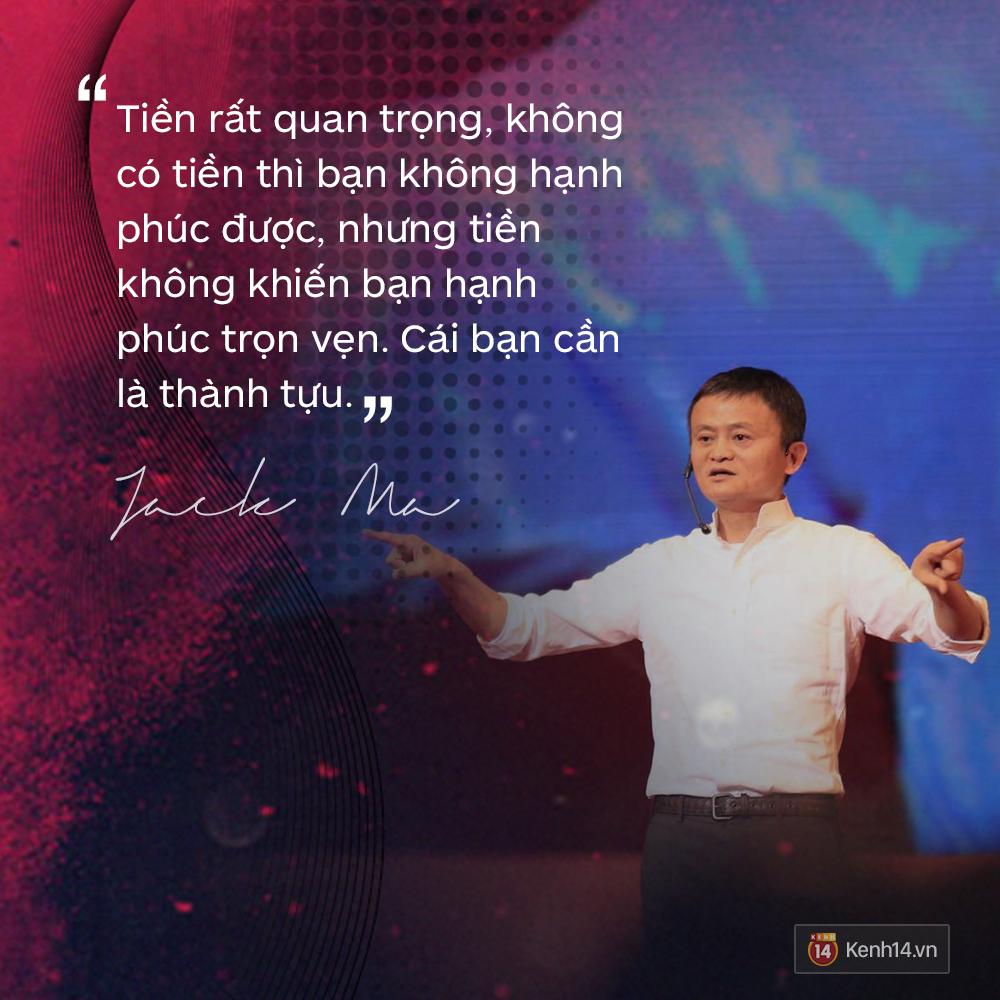 Loạt phát ngôn đầy cảm hứng tỷ phú Jack Ma vừa gửi đến các bạn trẻ Việt Nam - Ảnh 19.