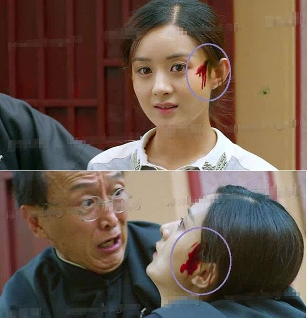 1001 siêu phẩm hóa trang trong phim Hoa Ngữ khiến người xem cười ra nước mắt - Ảnh 22.
