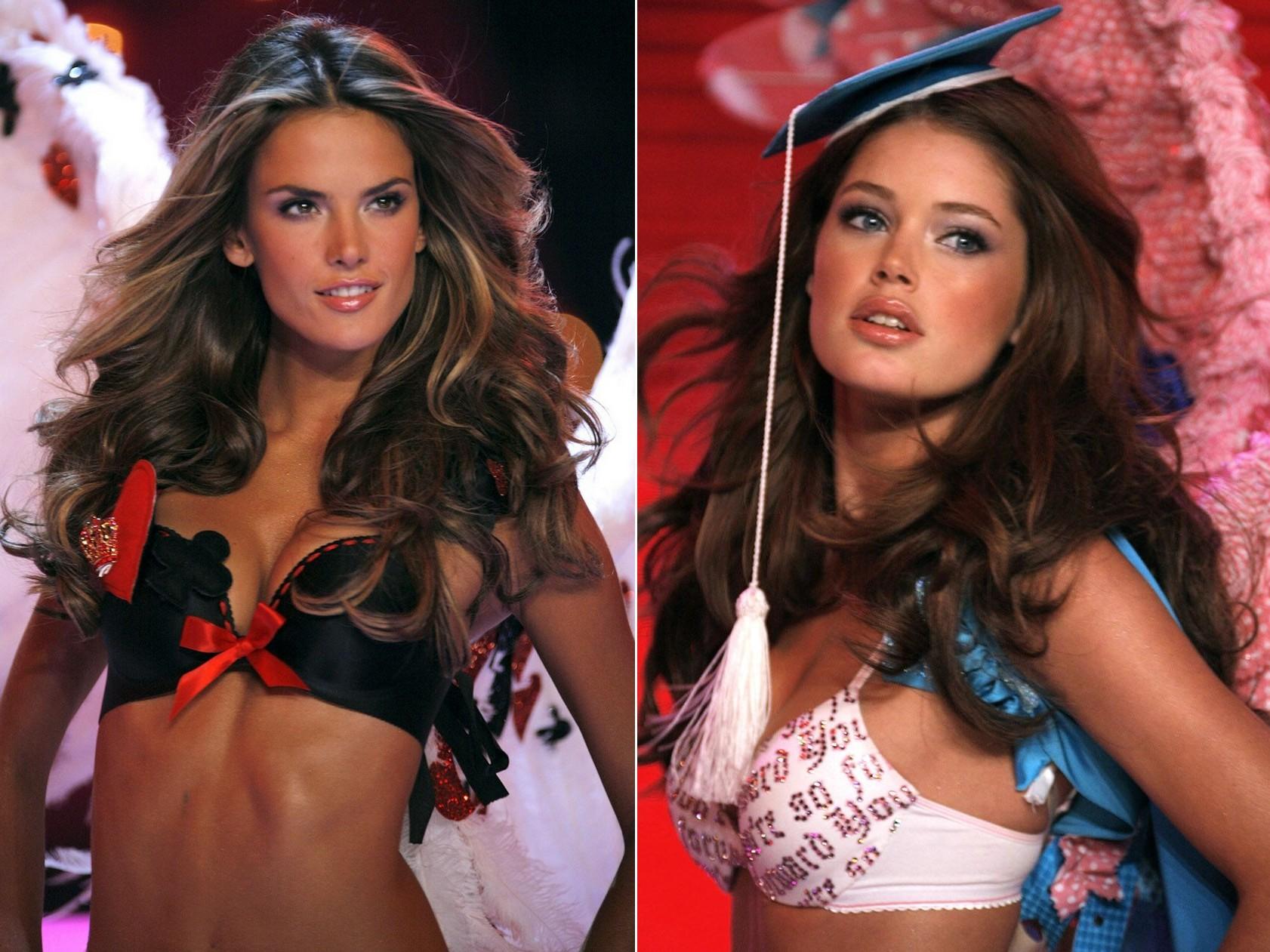 Cách makeup của thiên thần Victorias Secret 2 thập kỷ qua: luôn đơn giản, tự nhiên nhưng sexy đến tột cùng - Ảnh 9.