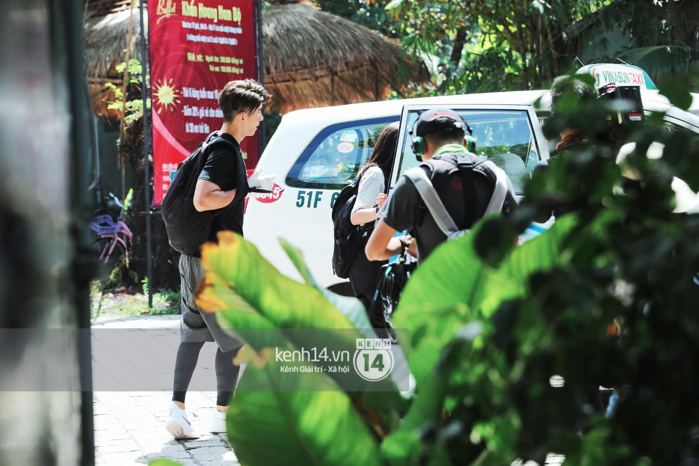 Amazing Race Trung Quốc tại Việt Nam: Vương Lệ Khôn - Trịnh Nguyên Sướng mặc áo dài, kiệt sức dưới trời nắng - Ảnh 27.