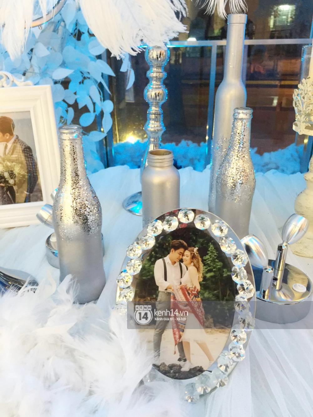 Huy Nam (La Thăng) cưới bà xã hot girl, chính thức lên xe hoa trước người đồng đội Kelvin Khánh - Ảnh 9.