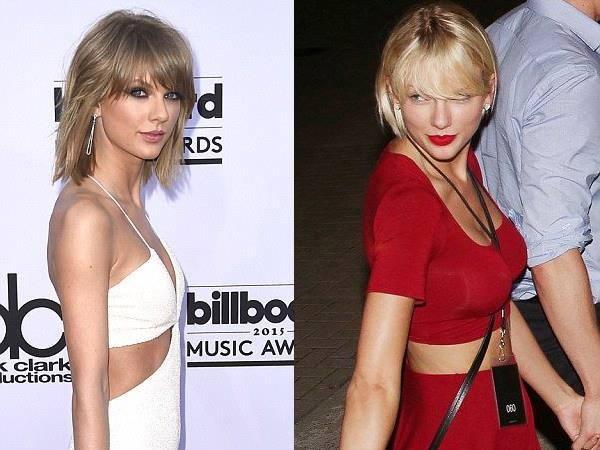 Lâu ngày mới xuất hiện, vòng 1 của Taylor Swift lại phổng phao hơn trước - Ảnh 7.