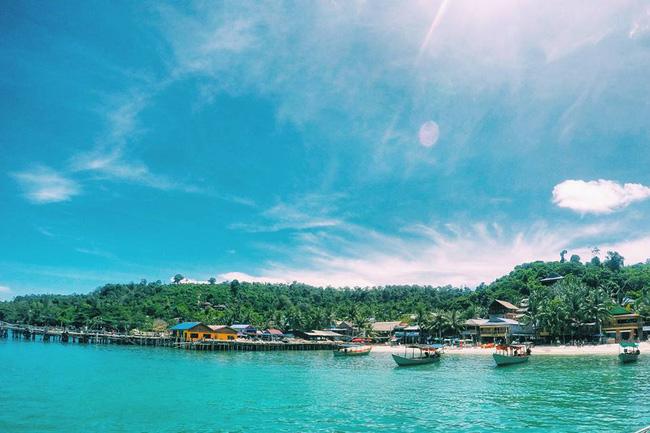 Ngay gần Việt Nam có 5 bãi biển thiên đường đẹp nhường này, không đi thì tiếc lắm! - Ảnh 15.