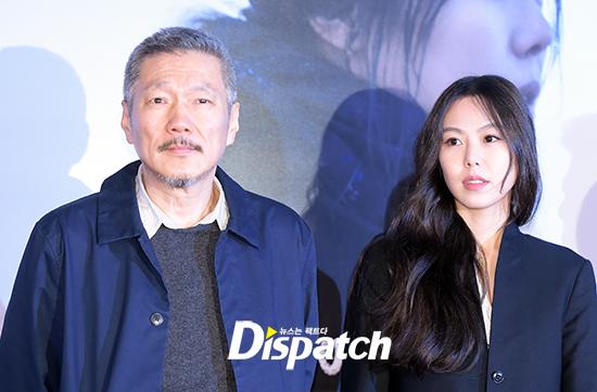 Sau khi bỏ vợ, đạo diễn già đeo nhẫn đôi và tỏ tình công khai với Kim Min Hee tại sự kiện - Ảnh 7.