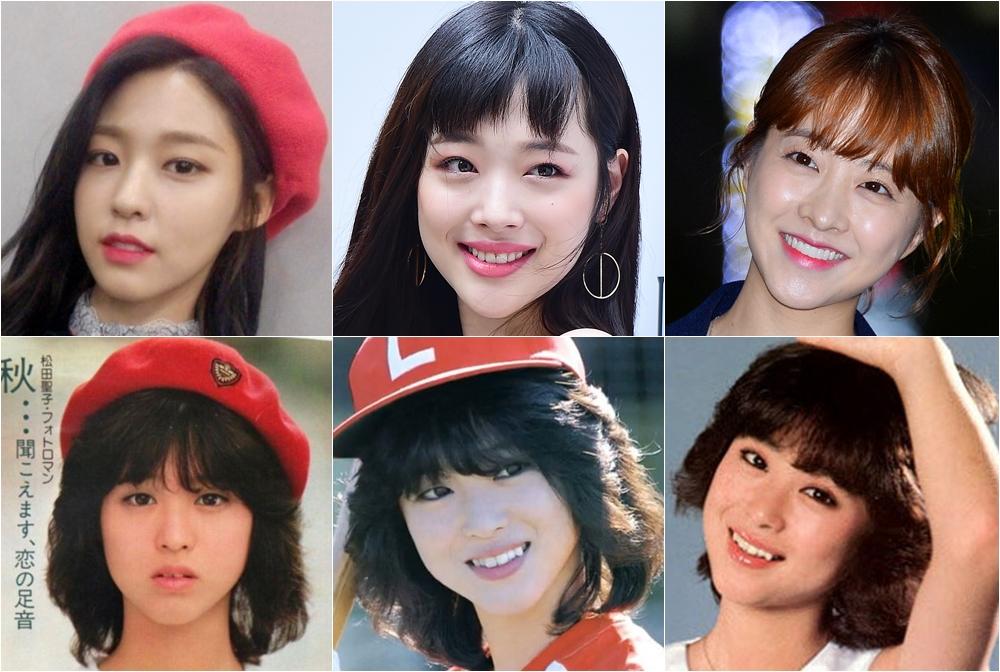 Hơn 30 năm trước tại Nhật đã xuất hiện mỹ nhân hội tụ vẻ đẹp của cả Sulli, Seolhyun và Park Bo Young - Ảnh 1.