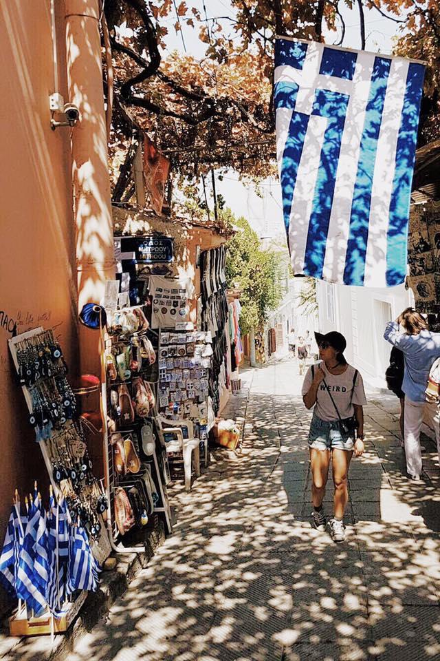 Hành trình 6 ngày ở Hy Lạp, miền đất khiến bạn tin rằng: Thiên đường là có thật - Ảnh 5.