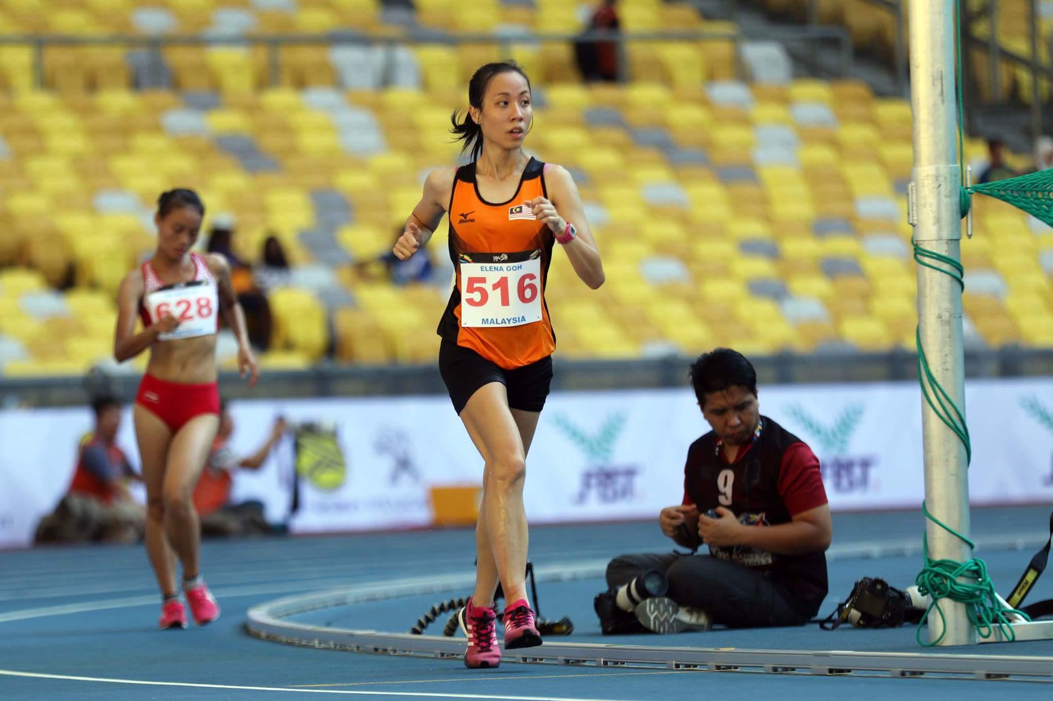 Việt Nam mất HC vàng đi bộ vì VĐV Malaysia… chạy về đích - Ảnh 2.