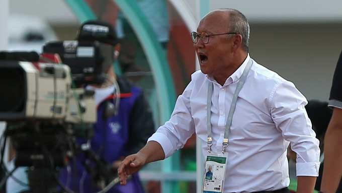 Hạ U23 Thái Lan, HLV Park Hang Seo đi vào lịch sử bóng đá Việt Nam - Ảnh 3.