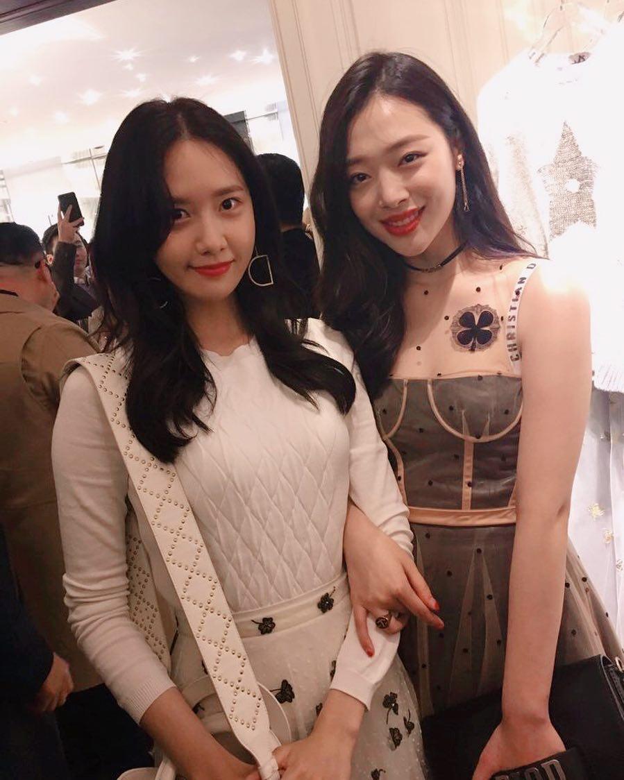 Đặt Yoona cạnh các mỹ nhân khác mới thấy: Đầy người đẹp hơn cả nữ thần nhan sắc Hàn Quốc! - Ảnh 2.