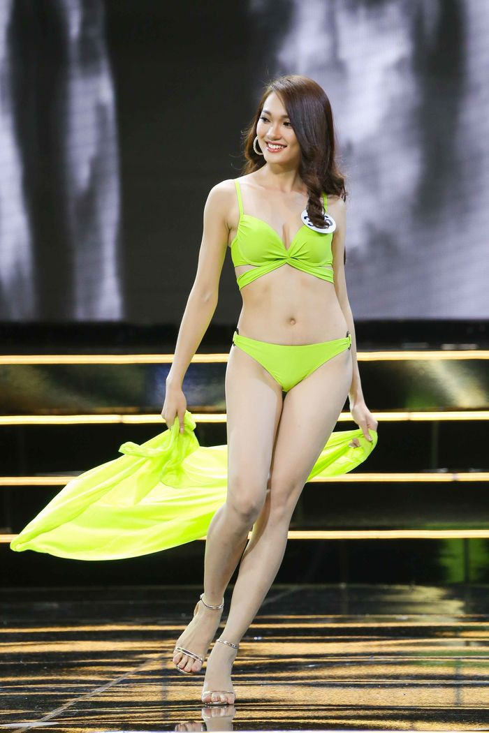 Mâu Thủy cuối cùng cũng dẫn đầu bình chọn của một hạng mục tại Hoa hậu Hoàn vũ VN - Ảnh 7.