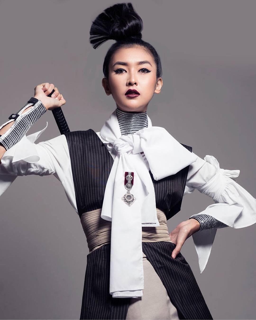 Nhan sắc xinh đẹp của đại diện Indonesia, cô gái đánh bại hơn 70 đối thủ vừa đăng quang Miss International 2017 - Ảnh 13.