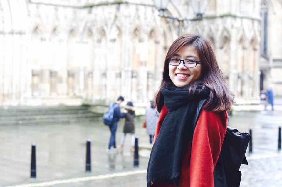9x tốt nghiệp thạc sĩ xuất sắc ở Anh nói về 15 điều để hạnh phúc: Sống ảo ít thôi, đừng kết hôn quá sớm! - Ảnh 1.