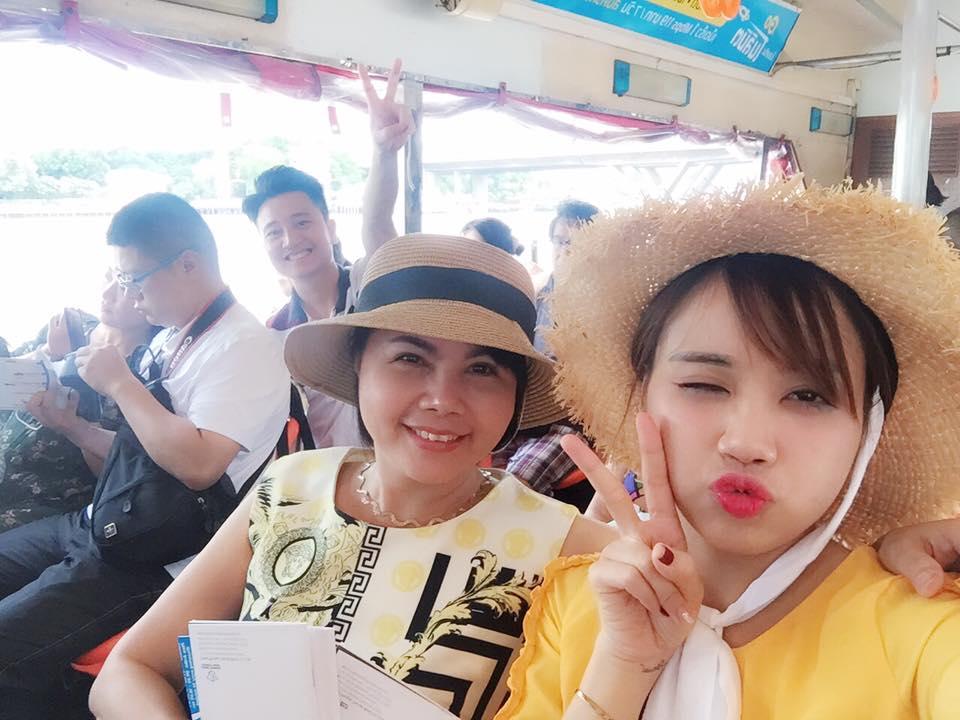 Xem bộ ảnh 9x đưa mẹ vi vu Thái Lan mới thấy mẹ cũng thích đi, thích sống ảo như ai! - Ảnh 8.