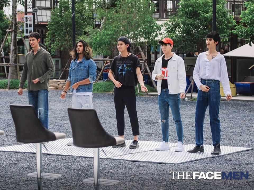 The Face Men tập 3: Bắt học trò cởi áo khoe body, HLV Lukkade vẫn thua cuộc! - Ảnh 6.