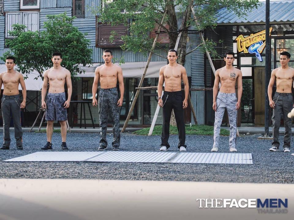 The Face Men tập 3: Bắt học trò cởi áo khoe body, HLV Lukkade vẫn thua cuộc! - Ảnh 5.