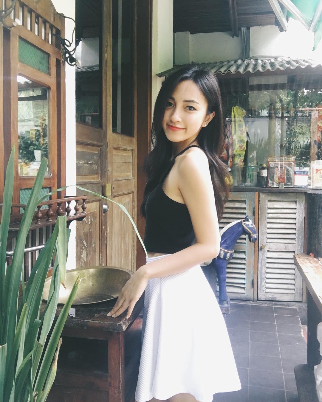 Jessie Lương - Cô nàng người Việt với vẻ đẹp nữ thần khiến ai cũng nhầm là con lai - Ảnh 4.