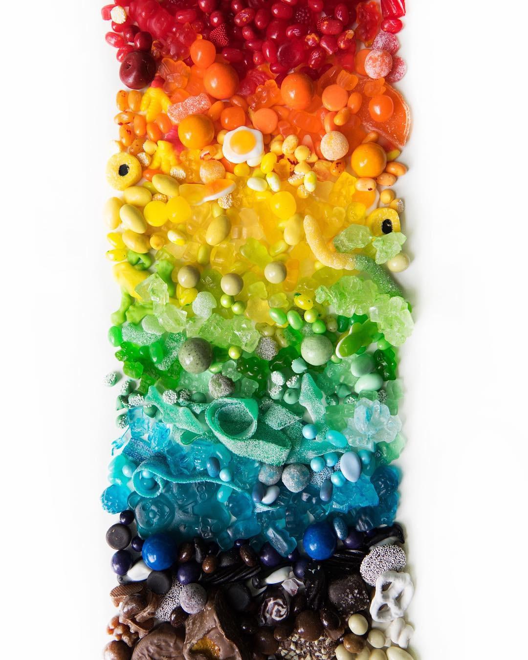 Bộ sưu tập ảnh đầy sắc màu cho thấy đỉnh cao của nghệ thuật sắp xếp - Ảnh 9.