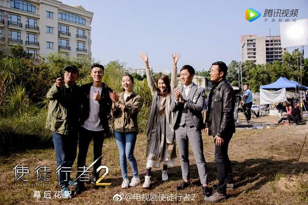 Truyền hình Hoa Ngữ tháng 9: Trai xinh gái đẹp quen mặt nhường sân cho dàn sao cực chất! - Ảnh 26.