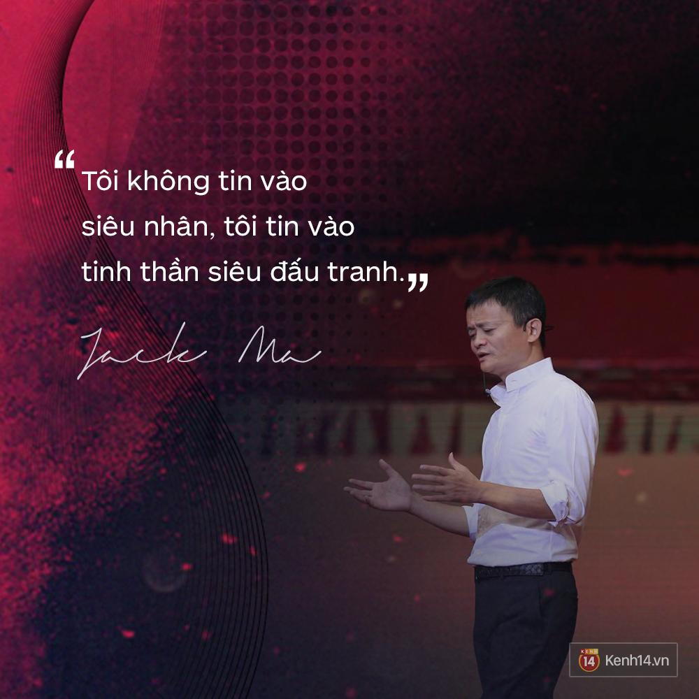 Loạt phát ngôn đầy cảm hứng tỷ phú Jack Ma vừa gửi đến các bạn trẻ Việt Nam - Ảnh 25.