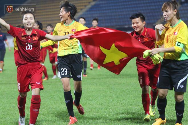 Vì sao tuyển thủ nữ Việt Nam có bầu vẫn đá SEA Games 29? - Ảnh 2.