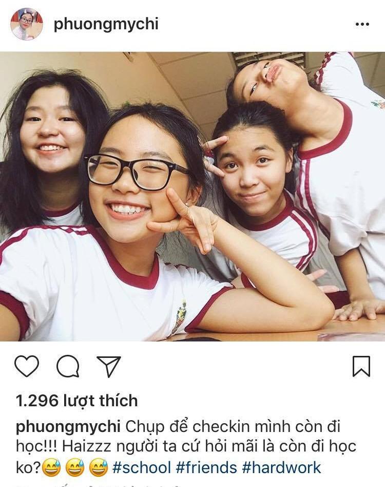 Bận bịu lưu diễn nước ngoài, Phương Mỹ Chi phải vào toilet ngồi học để theo kịp bạn bè - Ảnh 3.